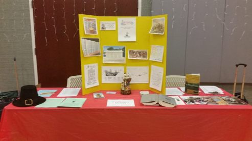 Indian River Genealogical Conference Stephen Hopkins Colony Mayflower table