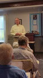 Indian River Genealogical Conference Kurt B